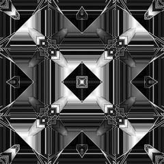 4x4_bwdeco000025 (ArtGrafx) Tags: wallpaper abstract geometric tile design pattern background backdrop deco seamless artgrafx