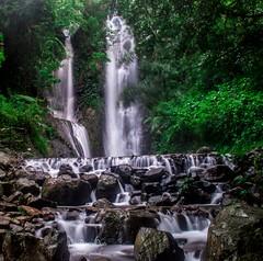 Cilember Waterfall - 7th Falls (madi_patub) Tags: longexposure indonesia landscape bogor landscapephotography inexplore landscapeshot curug7cilember