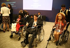 Inclusion of Persons with Disabilties into Humanitarian Action (World Humanitarian Summit 2016) Tags: world summit humanitarian whs
