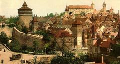 Nrnberg_um_1895 (DenjaChe) Tags: bayern bavaria nuremberg 1900 postcards nrnberg 1900s postkarten ansichtskarten   a