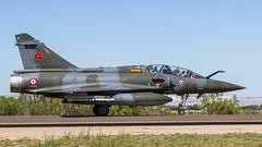 French AF Dassault Mirage 2000D 675 '3-JI' (Hugh Dodson) Tags: natotigermeet spanishaf zaragozaab frenchaf ece01030 dassault mirage 2000d 675 3ji