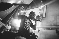 Le Jouage (RG Video) Tags: show blackandwhite bw music paris france concert live wanderlust le hip hop rap hustla openminded grems jouage