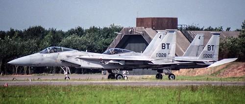 McDonnell Douglas F-15C 81-0028/BT, 36TFW/525TFS