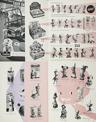 Combex 1964 (The Moog Image Dump) Tags: uk museum vintage toys pages vinyl va catalogue 1964 creations squeaky combex