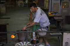 Making Burano  glass (surferjaws) Tags: venice italy glass burano