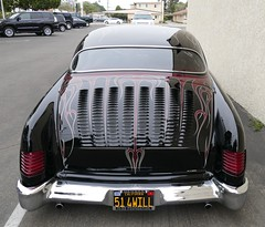 1951 Merc Custom (bballchico) Tags: mercury flames custom fatboy 1951 merc kustom carsonthestreet westcoastkustomscruisinnationals 514will