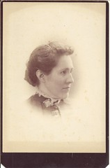 Lovely Lady In Neenah, Wisconsin (ilgunmkr - Thanks for 4,000,000+ Views) Tags: cabinetcard wisconsin neenahwisconsin winnebagocountywisconsin 1880s 19thcentury victorian victorianlady pretty beauty elymeddinsphotographers cookely charleshmeddins usa