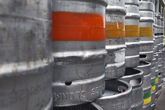 The morning after the night before, Adare, Co Limerick (Sean Hartwell Photography) Tags: adare countylimerick beer barrels ireland drink metal alcahol booze guiness