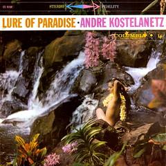 Lure of Paradise (davidgideon) Tags: records vinyl exotica lps
