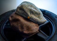duckbill hats (Zouhair Lhaloui) Tags: duckbills ivycap cap menshat hat sixpence duckbillhat focusstacking tire productphotography zouhairlhaloui zlphotography 2016 nikond810 rokinon85mm menswear bokrh bokah