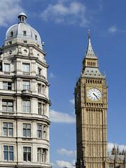 Queen Elizabeth Tower (sciencebase) Tags: london siteseeing summer city