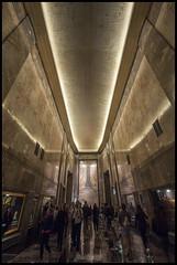 Hall del Empire State Building (JuandeCT) Tags: estadosunidos us nuevayork empire state