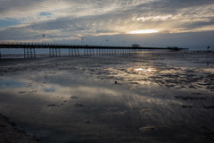 Late Light (tabulator_1) Tags: southport southportpier sunsets