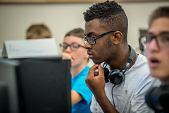The Look of Concentration (Pacific Northwest National Laboratory - PNNL) Tags: pnnl pacificnorthwestnationallaboratory doe departmentofenergy stem education cyber security