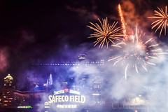 _DSC0755 (marilynwe) Tags: 2016 becca chris family marinersgame rebecca safecofield turnerfamily fireworks