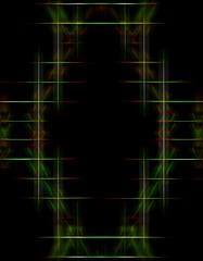 386 (MichaelTimmons) Tags: abstract green digitalart art symmetry