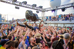 Skinny Lister on the Slaty Dog Cruise 2016 (~Rich Johnson~) Tags: authorityzero concert cruise fishbone floggingmolly party punk rancid saltydog ska skinnylister