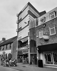 Angular Aylesbury (R~P~M) Tags: building aylesbury bucks buckinghamshire england uk unitedkingdom greatbritain