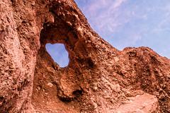 Hole in the Rock (Paulann_Egelhoff) Tags: experimental az phoenix arizona holeintherock desert southwest hdr photography bracketing color colorful