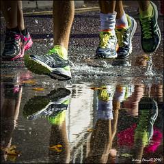 Great Bristol Half Marathon (zolaczakl) Tags: greatbristolhalfmarathon bristol halfmarathon september run running runningshoes puddle reflections broadquay photographybyjeremyfennell nikond7100 nikonafsnikkor24120mmf4gedvrlens 2016 uk sport england southwest event