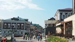 Irkutsk. September 2014 (nikolasrybin) Tags: urban pen town russia olympus siberia traveling irkutsk 2014 epl3