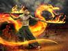 Samurai Yakuza (Abel Brata) Tags: tattoo digitalart samurai yakuza digitalimaging sonyalpha sonya7r toragani