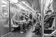 Subway NYC (muddii) Tags: nyc usa newyork metro amerika