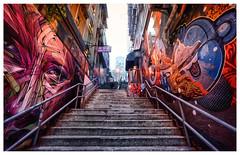 Streets of Hong Kong X (::YS::) Tags: street urban asian hongkong sony graph tags hong kong scales walls yann savalle graphittis yasa alpha700 yannsavalle