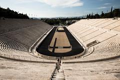 Panathenaic Stadium (Bart Schuijt) Tags: greece griekenland греция يونان
