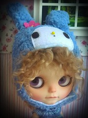 love Melody Lalatroop hat..its just so cuteeee....^^