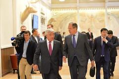 ..  .. (  / MFA Russia) Tags: mfa russia kazakhstan    lavrov   idrisov