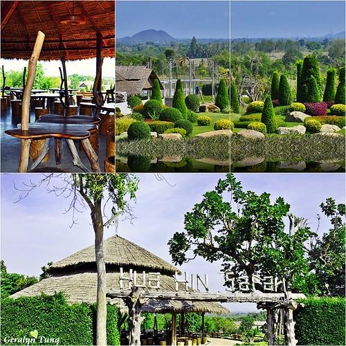 Hua Hin Safari Adventure Park