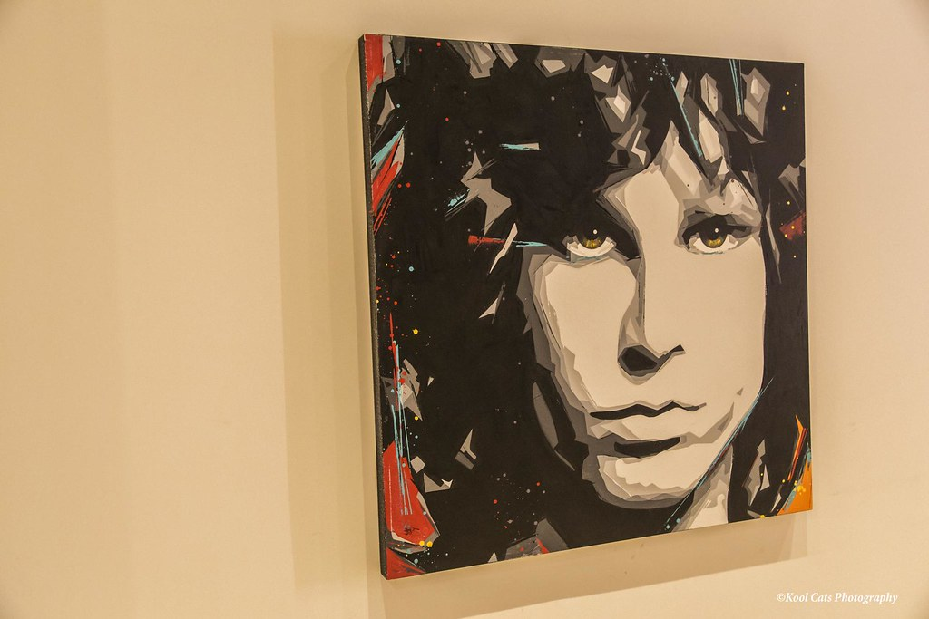 Funky Jim Morrison Wall Art Pictures - Art & Wall Decor - hecatalog.info