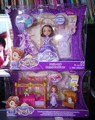 Sofia the First (AngelShizuka) Tags: doll dolls princess sofia first disney figurines merchandise merch figurine clover