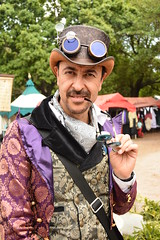 March 19, 2016 (osseous) Tags: hat festival costume fair medieval victor renaissance steampunk 2016march