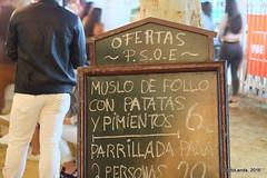 Ofertas PSOE (Landahlauts) Tags: menu fiesta corpuschristi feria corpus oferta psoe columpios caseta ferial cacharritos almanjayar feriadelcorpus feriadegranada ferialdealmanjayar fujifilmxpro1 fujifujinonxf55200mmf3548rlmois