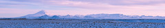 Hekla   Suðurland (dawvon) Tags: travel winter mountain snow ice nature season landscape volcano iceland europe south glacier nordic ísland hekla stratovolcano suðurland southernregion republicoficeland lýðveldiðísland compositevolcano