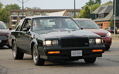 Buick Grand National (RudeDude2140a) Tags: black classic car buick grand national coupe