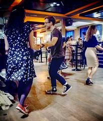 DSCF0687 (Jazzy Lemon) Tags: party england music english fashion vintage newcastle dance dancing britain style swing retro charleston british balboa shag lindyhop swingdancing decadence 30s 40s newcastleupontyne 20s 18mm subculture hoochiecoochie collegiateshag jazzylemon sundaynightstomp fujifilmxt1 may2016