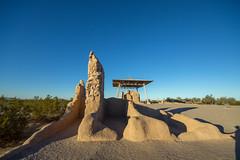 Casa Grande Ruins National Monument (RuggyBearLA) Tags: arizona us unitedstates coolidge nationalmonument hohokam casagranderuins ancientpueblopeoples