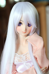 Saika (krissy_sakura ) Tags: anime girl doll dream vinyl bjd custom dd dollfie volks 07 saika krissysakura