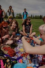teddybearpicnicday-20 (claire.pontague) Tags: bear park party kite sunshine outdoors picnic teddy stage saskatoon dancefloor djs 2016