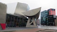 Manchester'16 (60) (Silvia Inacio) Tags: uk inglaterra england architecture manchester arquitectura salfordquays