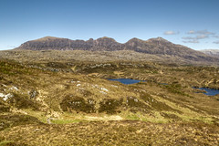 Quinag (StickyToffeeQueen) Tags: mountains scotland sutherland lochan assynt quinag