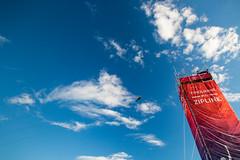 La Tyrolienne Montral / Montreal  Zip line (BLEUnord) Tags: tyrol tyrolienne activit activity hauteur ciel sky bleu blue nuage cloud partlycloudy vieuxport oldport montral montreal height canon eos 5d mark iii exterior extrieur air