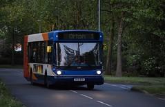 AE51 RZM (markkirk85) Tags: new man bus buses 33 300 alexander peterborough alx stagecoach 112001 cambus 18220 rzm ae51 ae51rzm