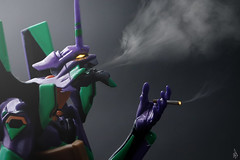 Evangelion Feelings_1 (Poommelo) Tags: toy evangelion toyphotography revoltech