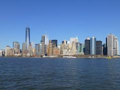 New York, NY Downtown (army.arch) Tags: nyc newyorkcity ny newyork skyline downtown skyscrapers worldtradecenter lowermanhattan oneworldtradecenter