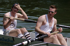 Christ's (MalB) Tags: cambridge pentax cam rowing m5 lycra k5 rowers christs mays 2014 maybumps