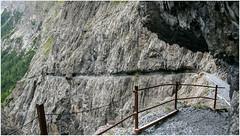 Val dUina Gorge (:: Blende 22 ::) Tags: italy rock vertical val valley walls sdtirol engadine vinschgau swissborder canoneos400ddigital sigma170700mm schlinigtal slinigia sesvennarefuge